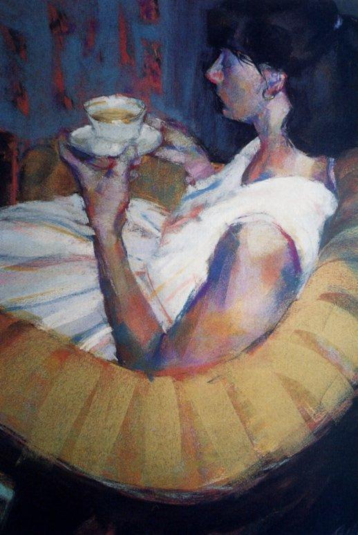 Лил и чай