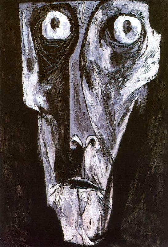 Освальдо Гуаясамин. Портрет 32