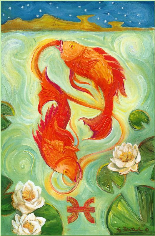 Шелли Бартек. Рыбы
