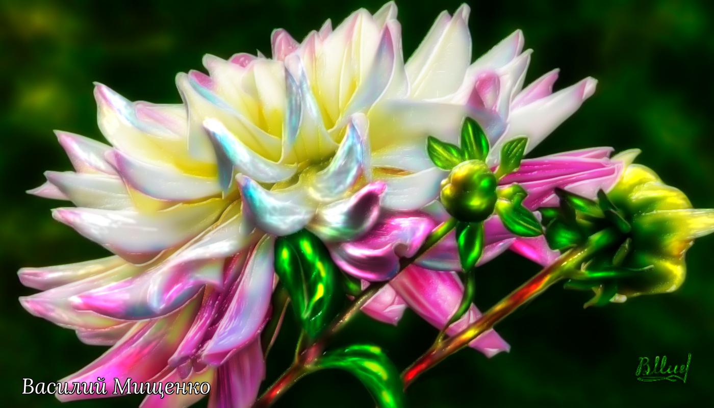 Vasiliy Mishchenko. Flowers 059