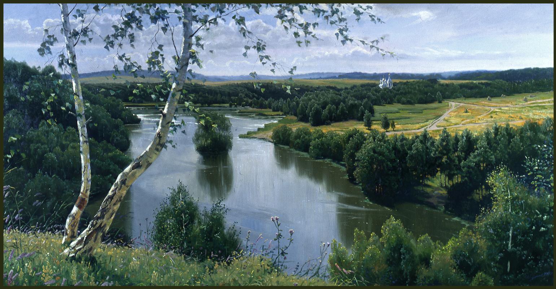 Sushienok64@mail.ru Михайлович Сушенок Игорь. Moskva river.