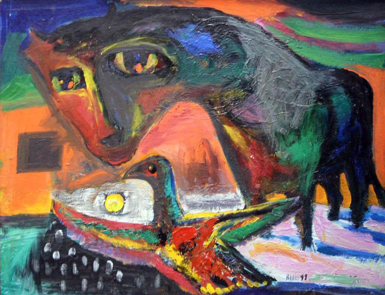 Vasily Ivanovich Shevchenko. Year of the bull