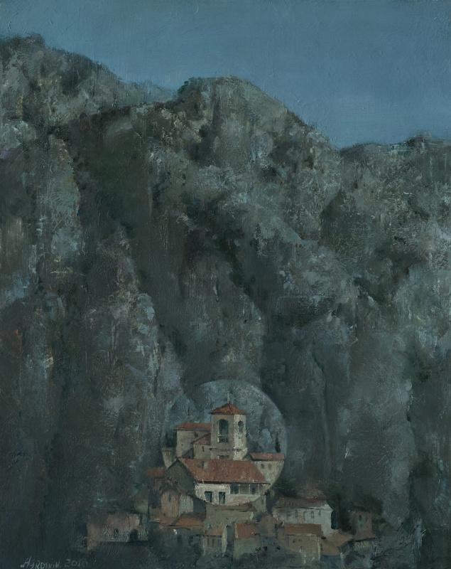 Semen Agroskin. Observation 6. Mountains