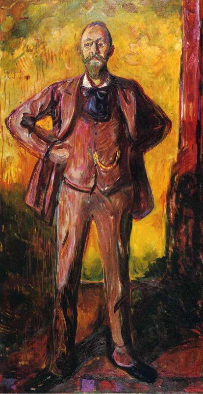 Edvard Munch. Professor Daniel Jacobson