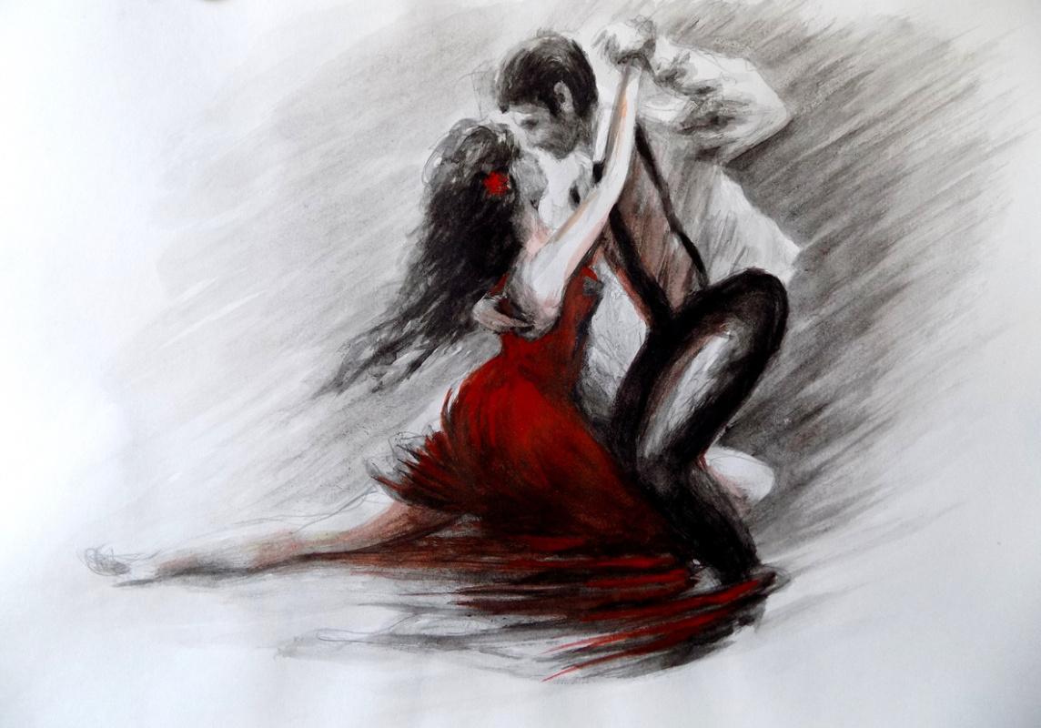 Alex Visiroff. В вихре танца