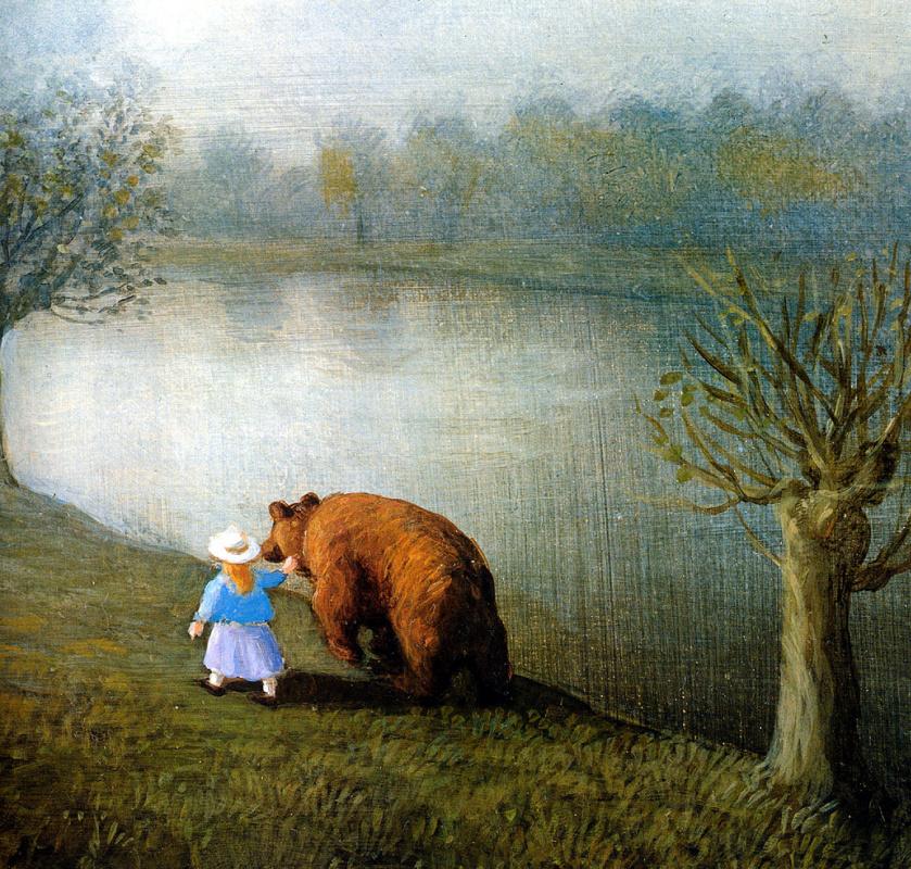Михаэль Сова. Медведь