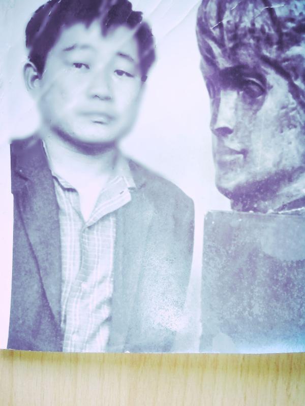 Вениамин Самуилович Ким. Скульптура