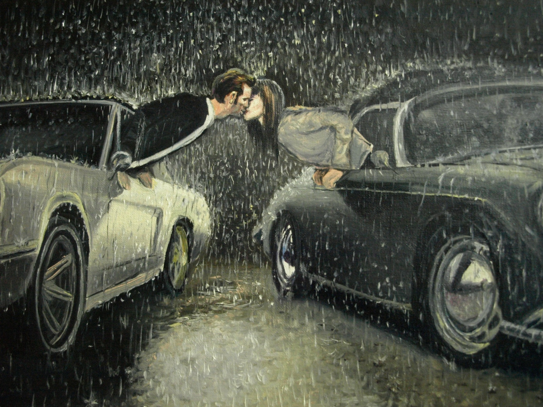 Сергей Луценко. Goodbye kiss