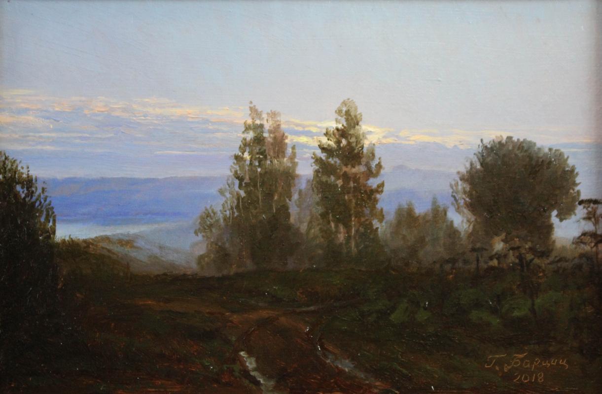 Gennady Shotovich Bartsits. Early morning