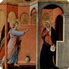 Маэста, алтарь сиенского кафедрального собора