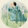 В саду инфанты. 1895
