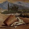 Фрески из виллы Вальмарана в Виченце. Объяснение в любви. Фрагмент