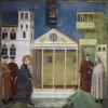 Величание простого человека (Юродивый предсказывает грядущую славу молодому Франциску). Легенда о святом Франциске