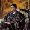 Портрет Н. Е. Добычиной