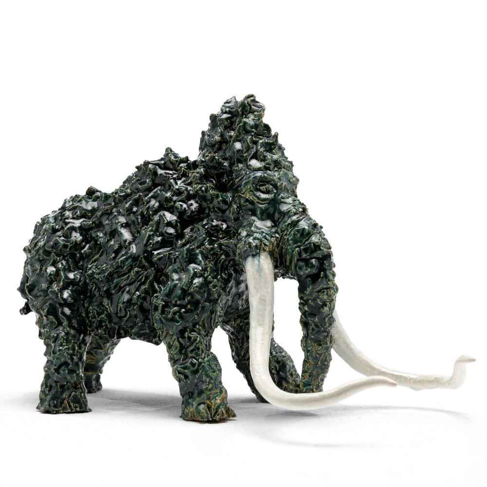 Роман Юрьевич Твердохлебов. Woolly Mammoth