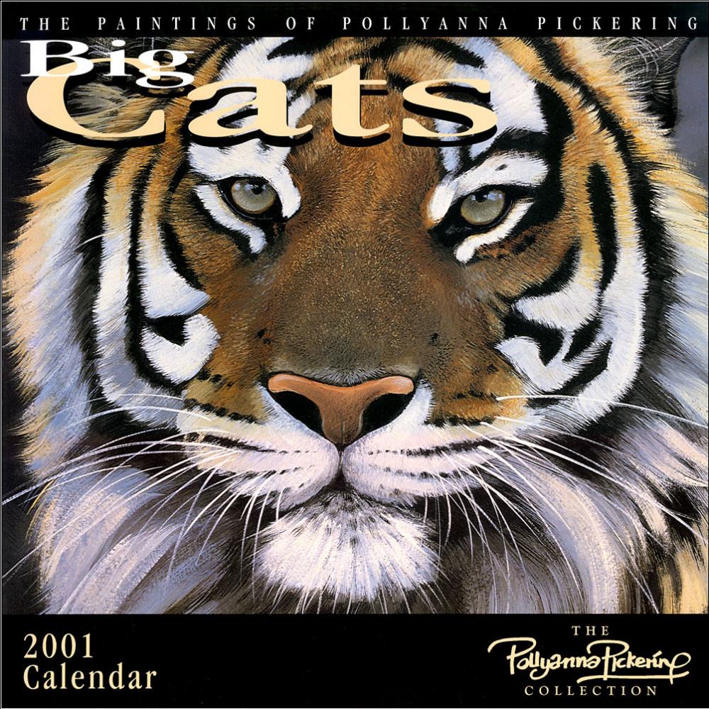 Поллианна Пикеринг. Большие кошки