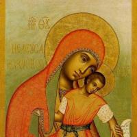 Иконопись. Киккская Икона Божией Матери