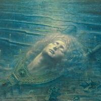 Жан Дельвиль. Смерть Орфея