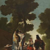 Франсиско Гойя. Прогулка в Андалусии