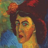 Марианна Владимировна Веревкина. Автопортрет