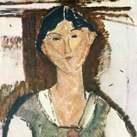 Амедео Модильяни. Портрет Беатрис Хастингс