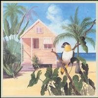 Уильям Вуд. Пляжный попугай