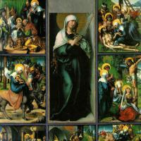 Альбрехт Дюрер. Семь печалей Девы Марии