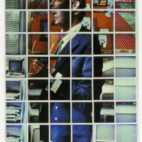 Дэвид Хокни. Патрик Проктор, студия Пембрук, Лондон, 7 мая 1982