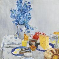 Юрий Иванович Пименов. Завтрак