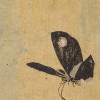 Утагава Хиросигэ. Мотыльки