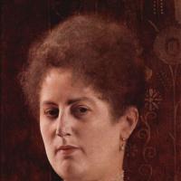 Густав Климт. Женский портрет (Миссис Хейман)