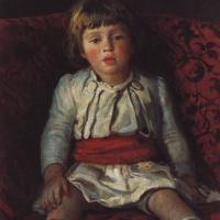 Николай Николаевич Ге. Портрет Николая Ге, внука художника