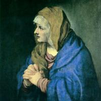 Тициан Вечеллио. Мать