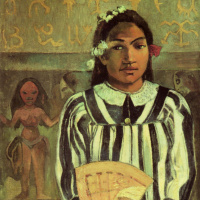 Поль Гоген. Предки Теаманы