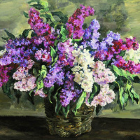 """Lilacs in the basket (""""Eroica"""")"""