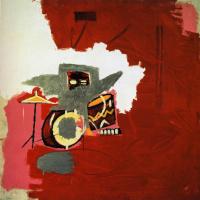 Jean-Michel Basquiat. Max Roach