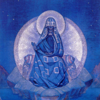 Nicholas Roerich. The Mother Of The World