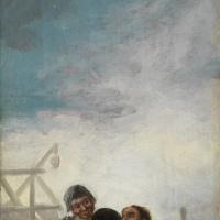 Франсиско Гойя. Пьяный каменщик (эскиз)