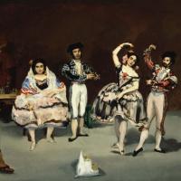 Эдуар Мане. Испанский балет