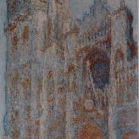Руанский собор в полдень (Портал и башня д'Албань)