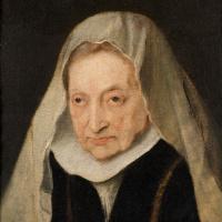 Портрет художницы Софонисбы Агниссолы