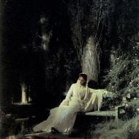 Иван Николаевич Крамской. Лунная ночь