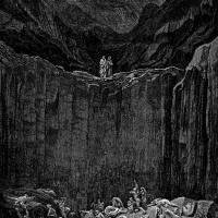 Illustration to the Divine Comedy by Dante, Hell