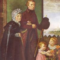 Филипп Отто Рунге. Родители художника