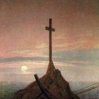 Каспар Давид Фридрих. Крест на Балтийском море