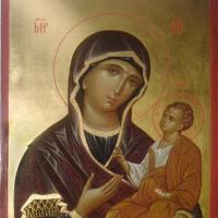 Ольга Георгиевна Чаркина. Богородица Одигитрия