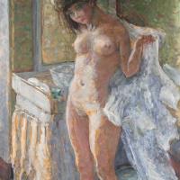 Пьер Боннар. В ванной