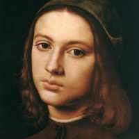 Портрет молодого человека