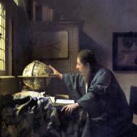 Ян Вермеер. Астроном