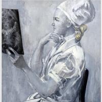 Портрет хирурга Жанны Юхвидовой